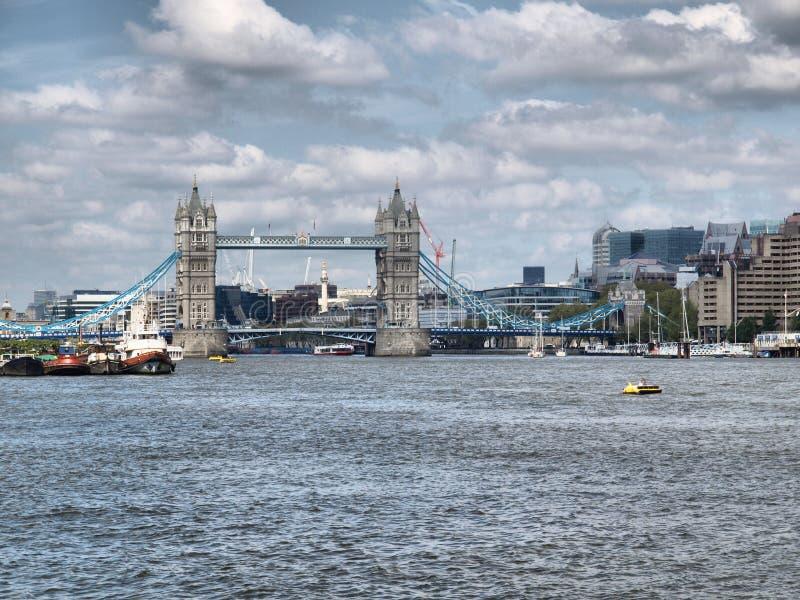 Download Tower Bridge, London stock photo. Image of colour, city - 15504856