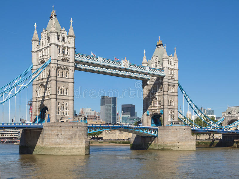 Tower Bridge London royalty free stock photography