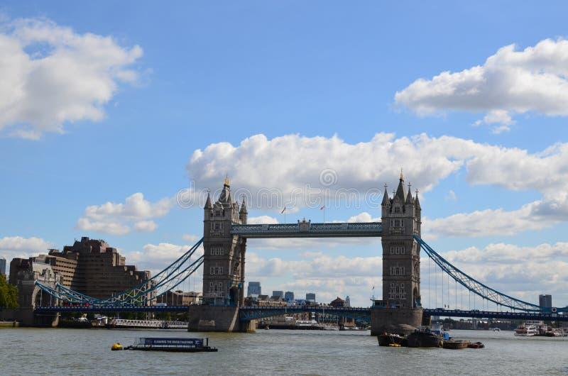 Tower Bridge. stock image