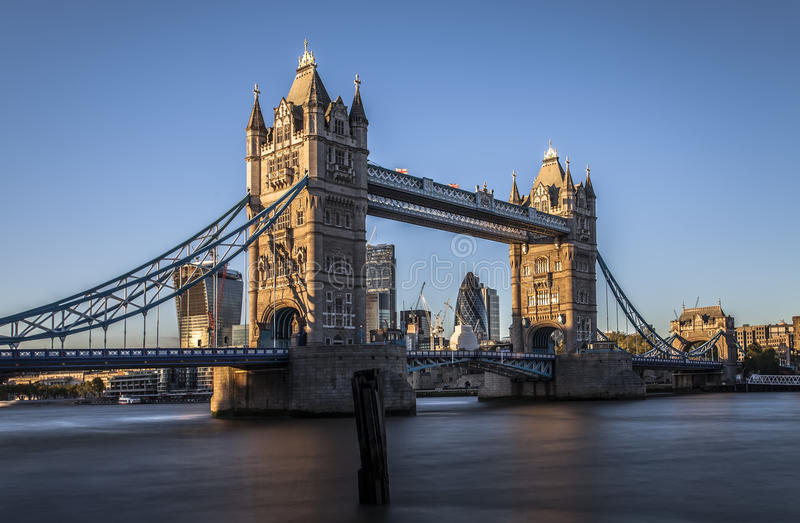 Download Tower bridge editorial photography. Image of view, blue - 39507062