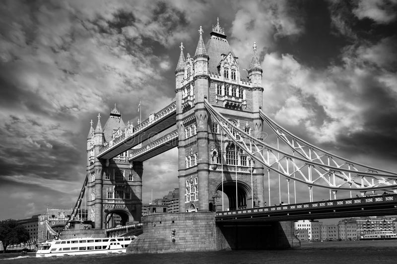Download Tower Bridge, London, UK stock image. Image of icon, famous - 24360063