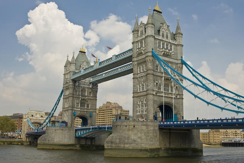 Download Tower Bridge in London, UK stock photo. Image of great - 25079960