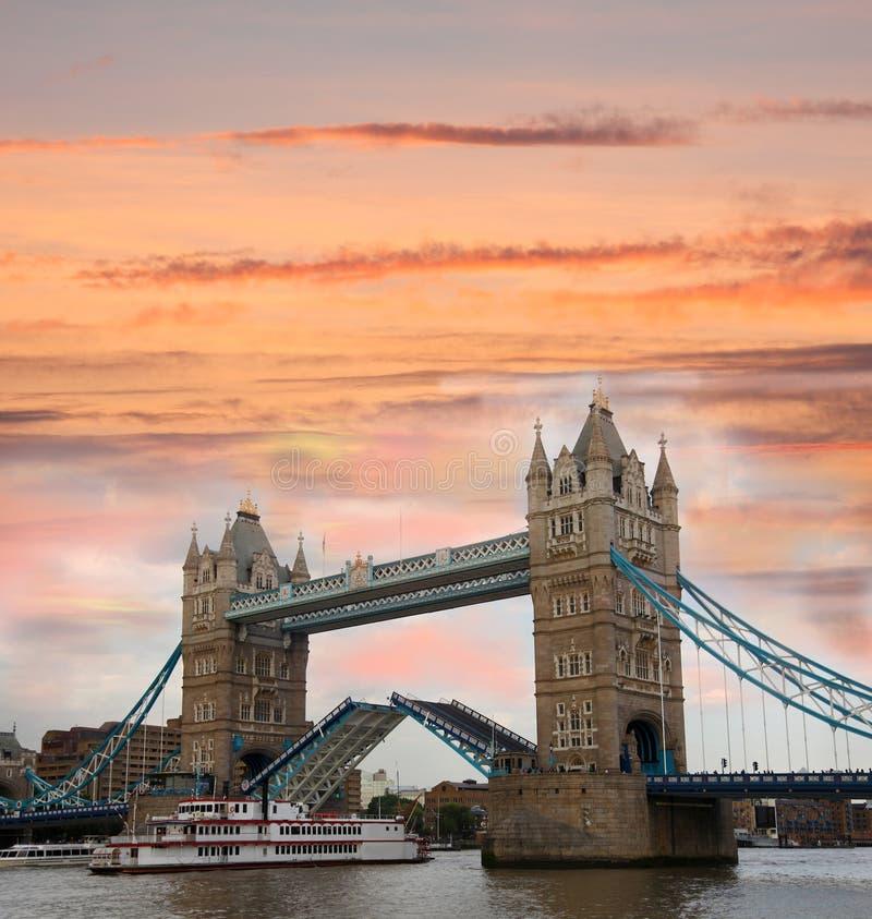 Download Tower Bridge In  London, UK Stock Image - Image: 26453389
