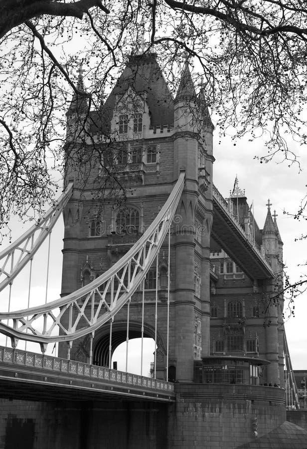 Tower Bridge, London, UK stock image