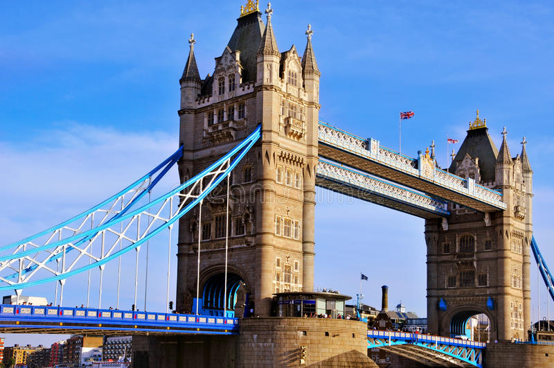 Download Tower Bridge In London, United Kingdom Editorial Photography - Image: 22613502