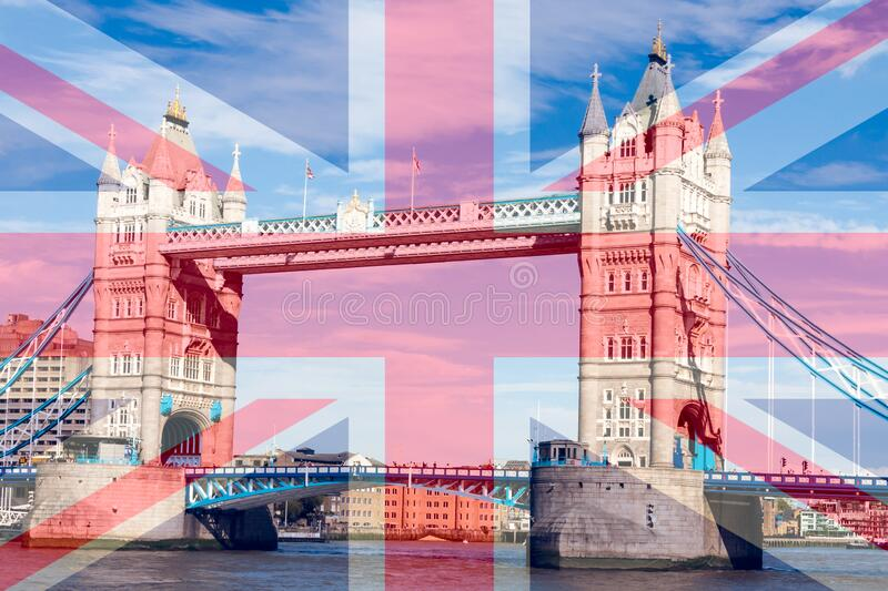 Tower Bridge over the River Thames royalty free stock photo