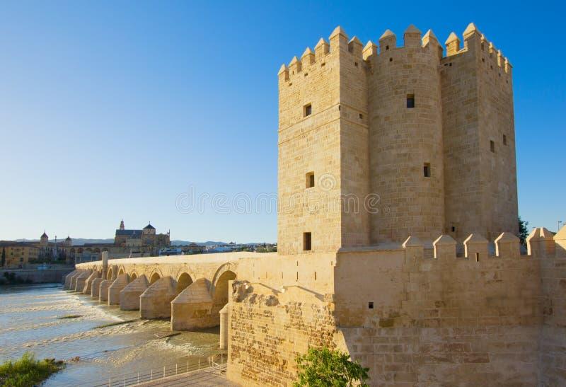 Tower Calahorra, Cordoba, Spain royalty free stock image
