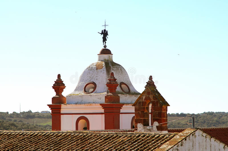 Download Tower Of A Church In Silves, Portugal Stock Image - Image: 28434459