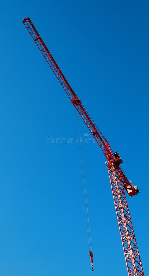 Tower Crane Royalty Free Stock Photos