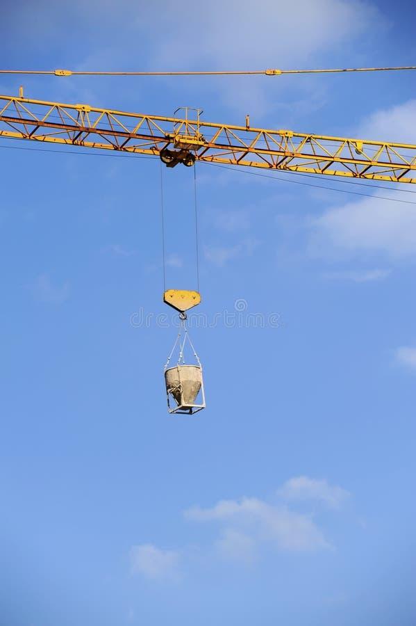 Download Tower crane stock image. Image of machinery, development - 21163949
