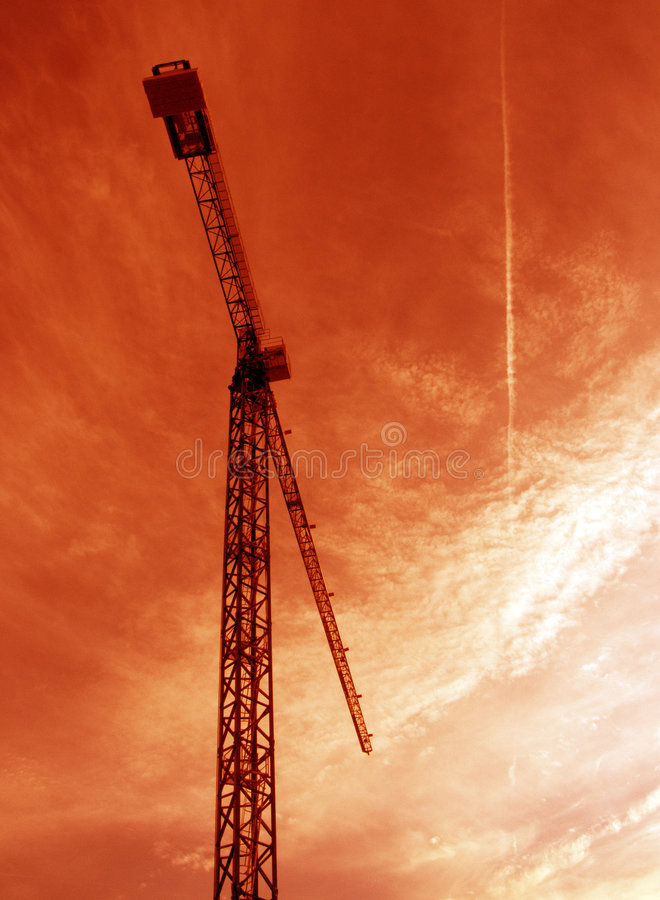 Free Tower Crane Stock Images - 3066364