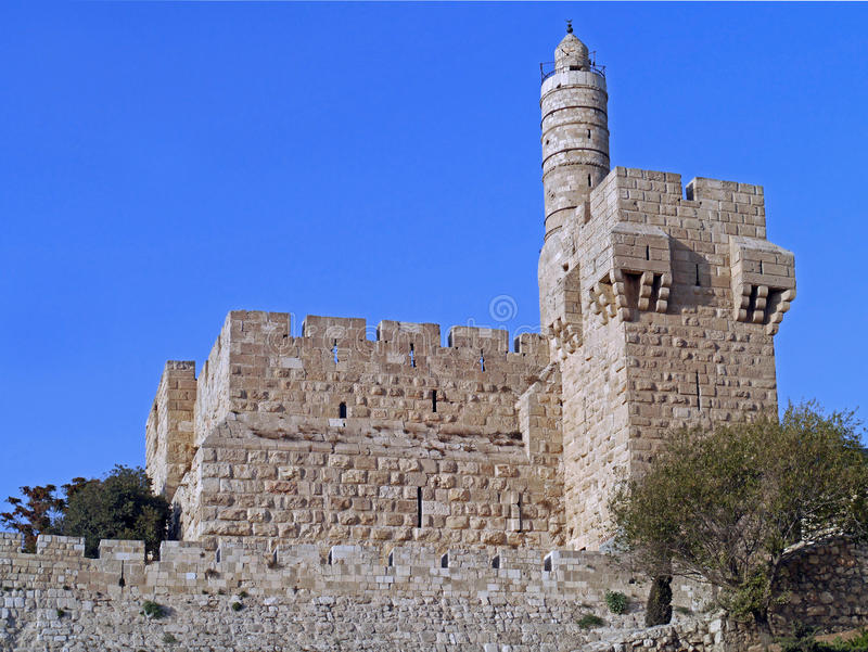 Download Tower Of David, Jerusalem Stock Photo - Image: 22031420
