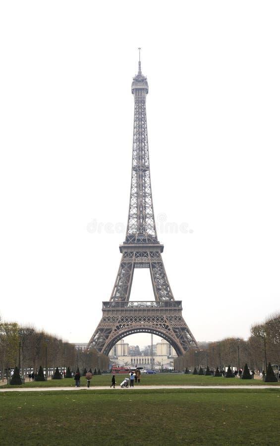 Tower eiffel royalty free stock photo
