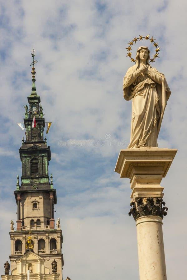 Download Jasna Gora Sanctuary - Czestochowa, Poland. Stock Image - Image of christian, european: 30102143