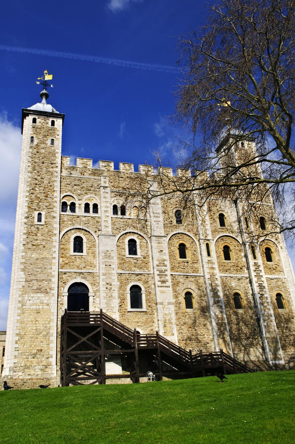 Tower Of London Stock Photography