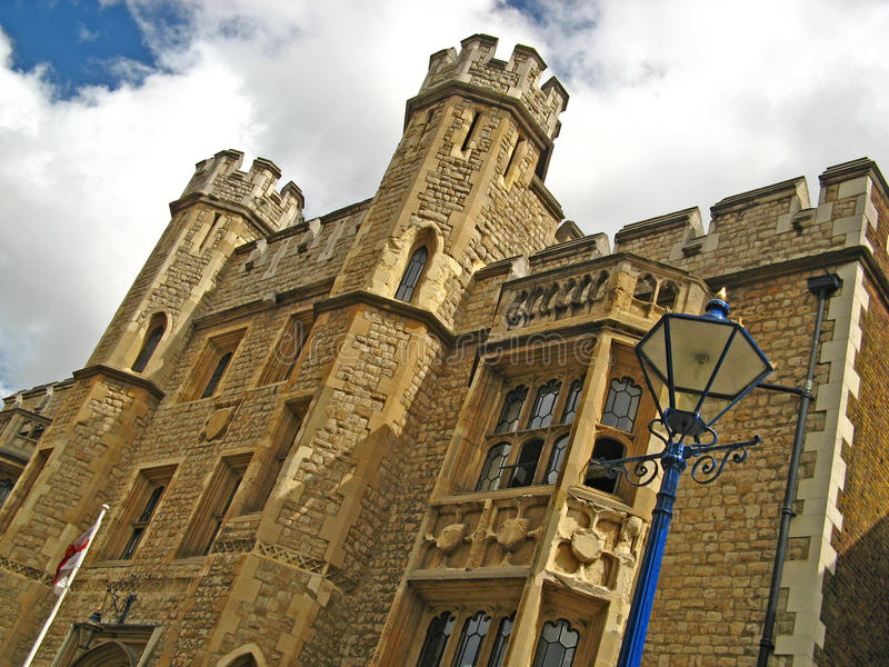 Tower of London 17 royalty free stock photo
