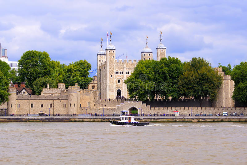 Download Tower of London stock image. Image of castle, icon, england - 20987059