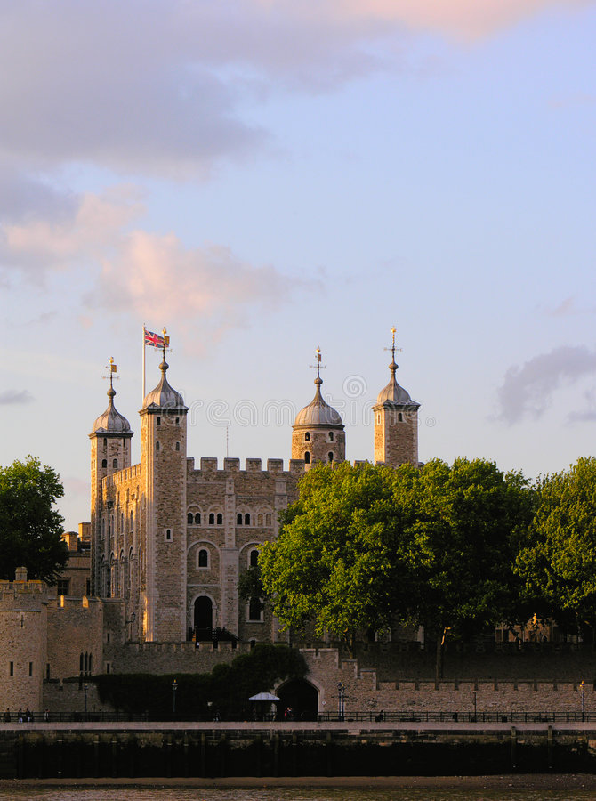 Tower of London royalty free stock photos