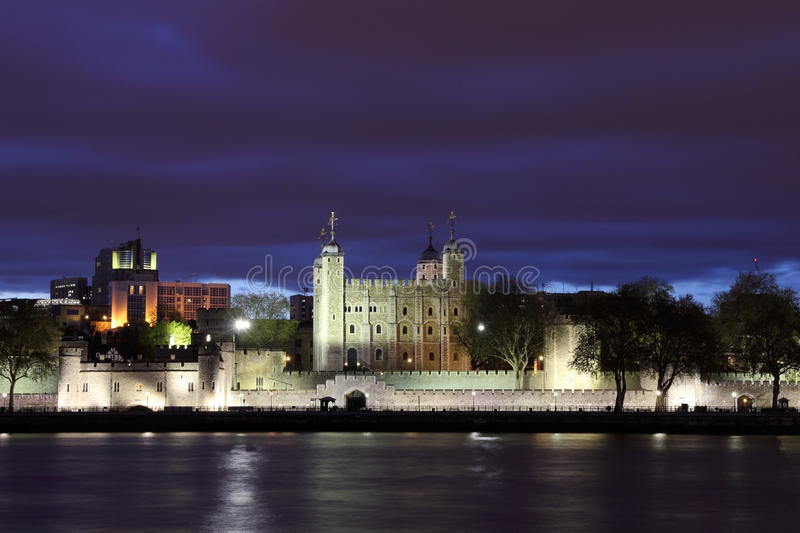 Download Tower of London stock image. Image of castle, europe - 25890657