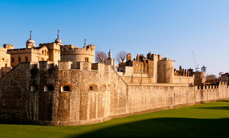 Download Tower of London stock image. Image of landmark, magestic - 26020697