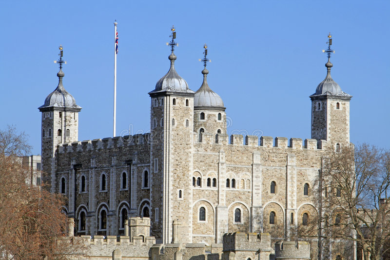 Download Tower of London stock image. Image of attraction, crown - 520417