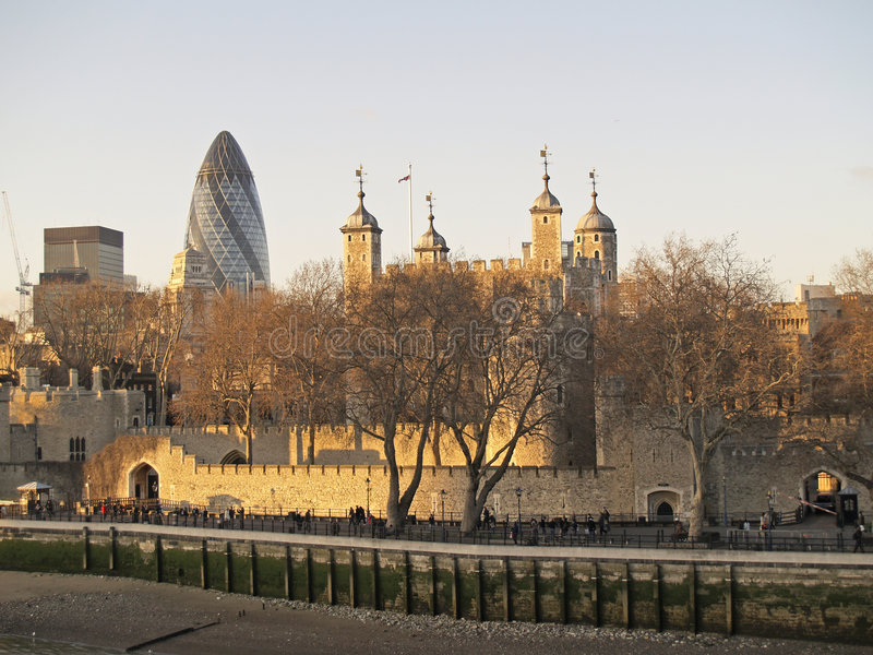 Download The Tower of London stock photo. Image of britain, london - 614210
