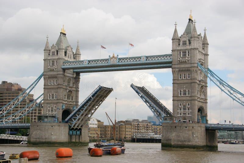Tower (London) Bridge royalty free stock photo