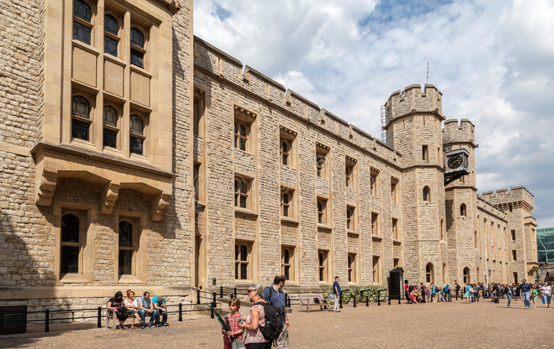 Download Tower Of London Editorial Stock Photo - Image: 34546358