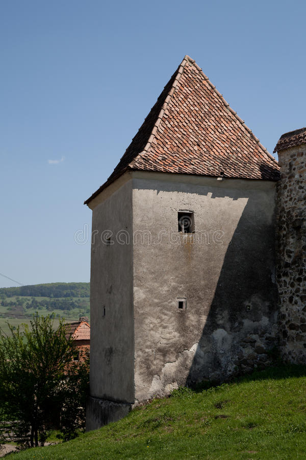 Download Tower Of Peasant Fortress Drauseni Stock Image - Image: 24883261