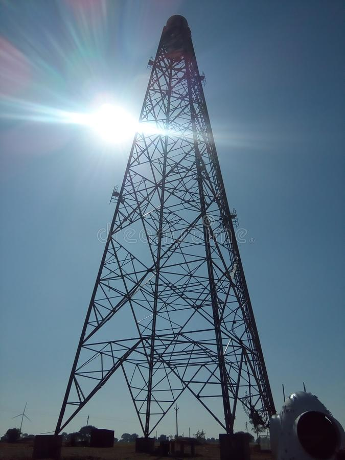 Tower stock photography