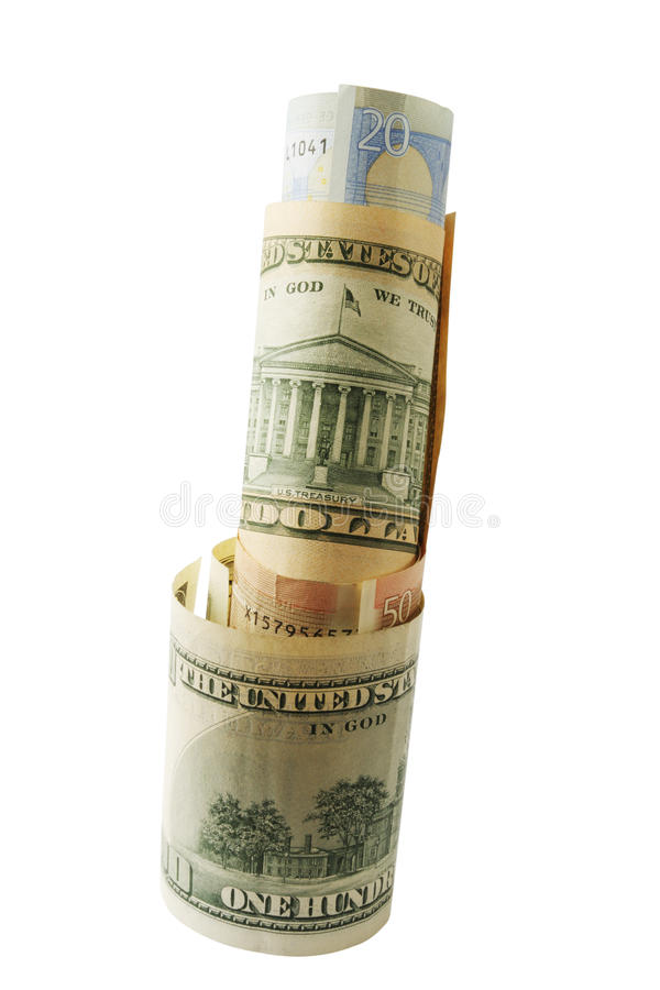 Tower of Pisa. Abstract. Tower of Pisa of world financial system. Isolated of white, clipping path stock photo
