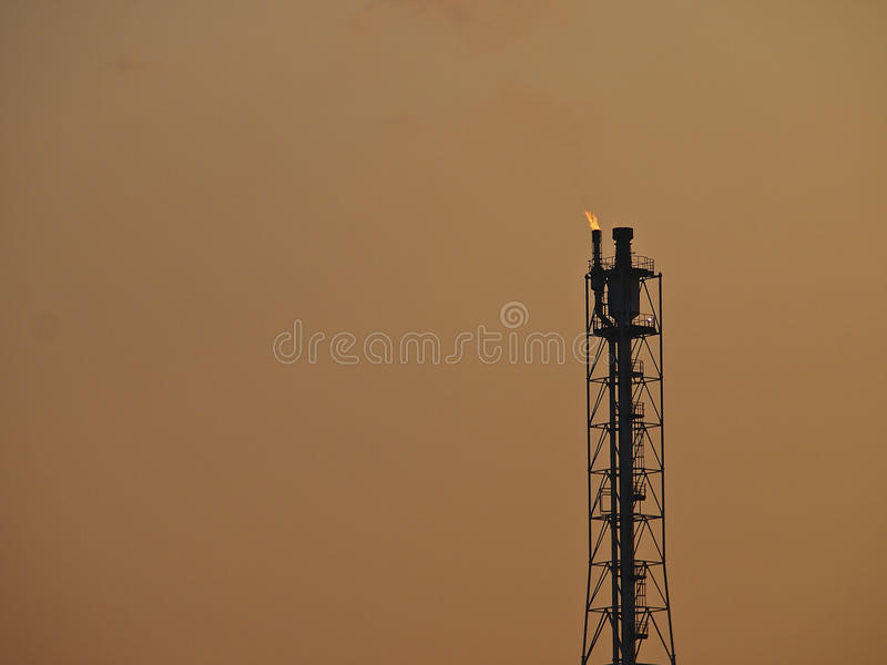 Download Tower of refinery stock photo. Image of refinery, industrial - 28780038