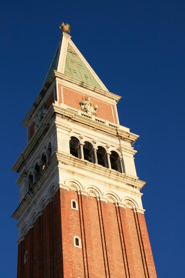 Tower Of San Marco Royalty Free Stock Images