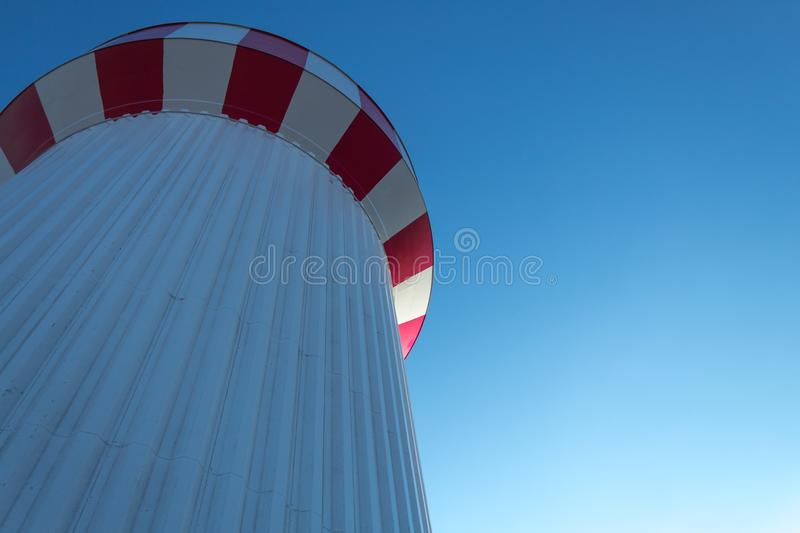 Tower In The Sky stock photography