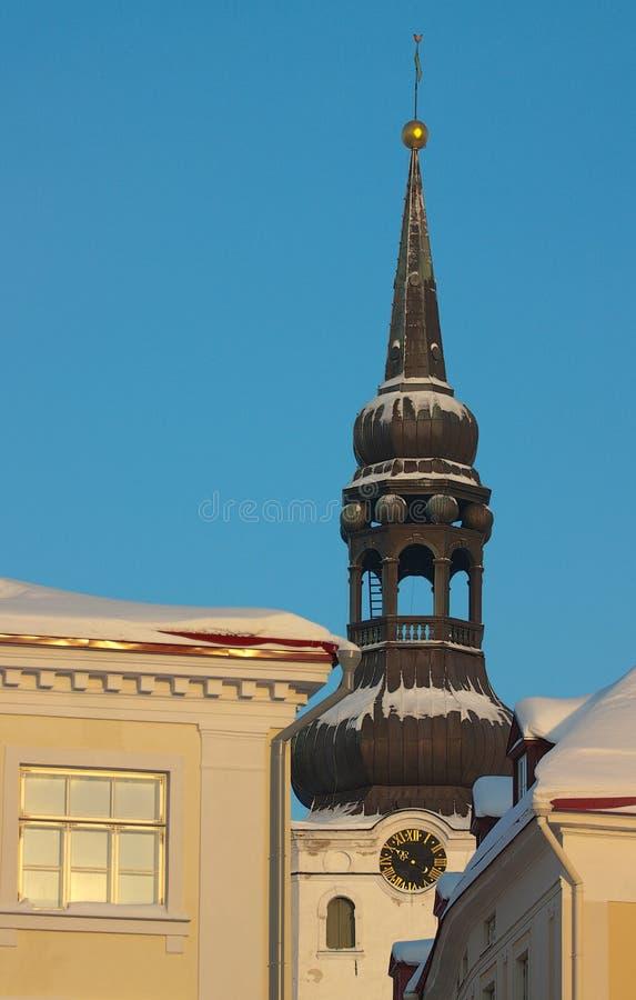 Download Tower Tallin stock photo. Image of north, estonia, european - 21580660