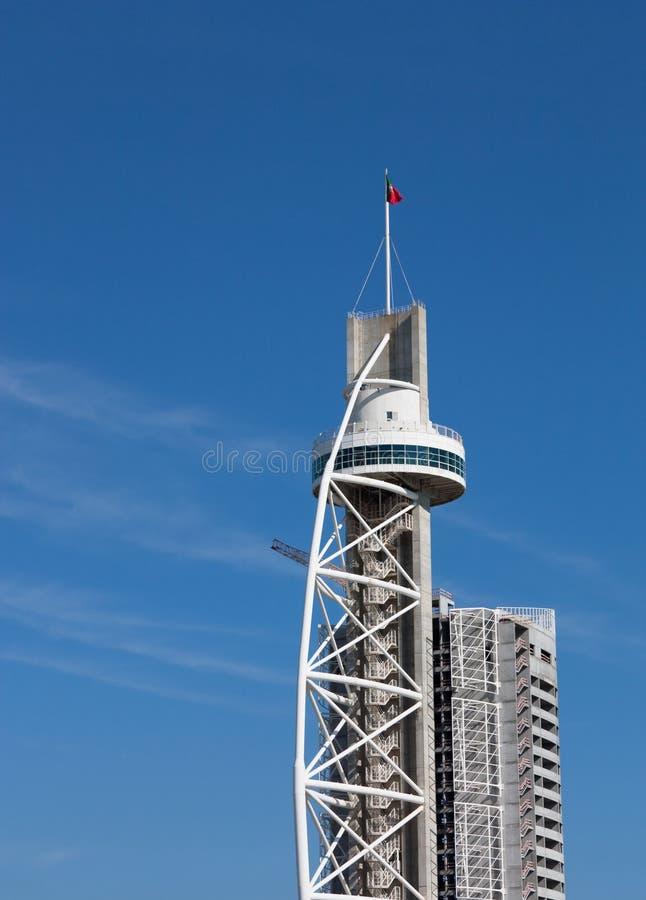 Download Tower Vasco Da Gama Stock Photo - Image: 13363250