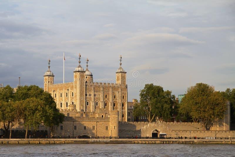 Tower von London lizenzfreie stockfotografie
