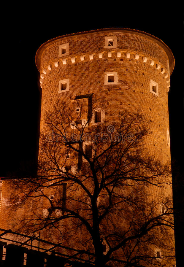 Download Tower at Wawel -  Krakow stock image. Image of cracow - 27423297