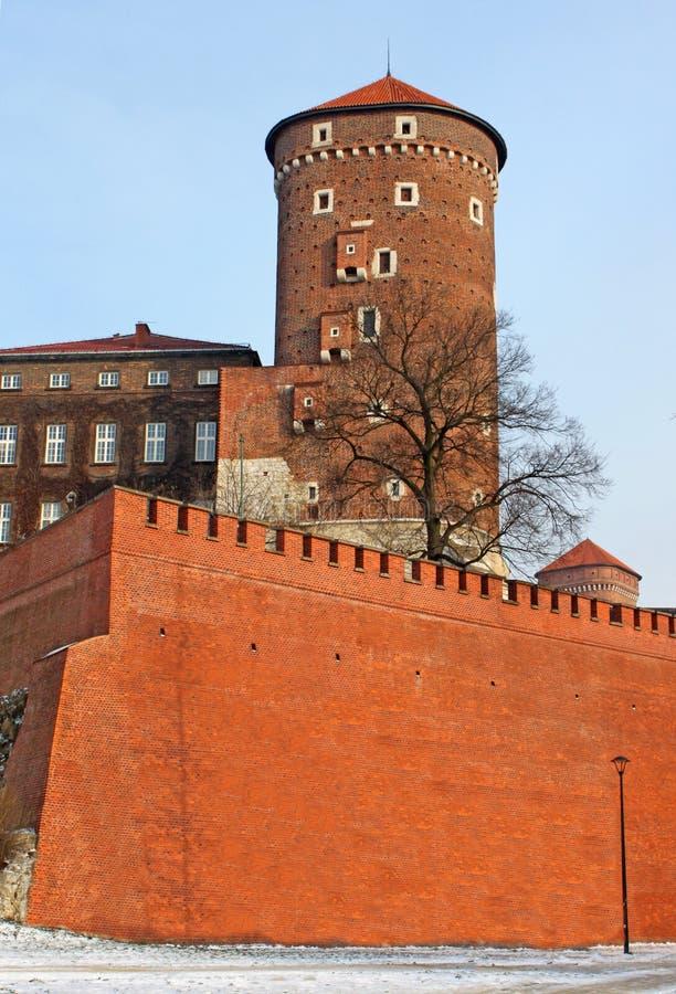 Download Tower Of Wawel Royal Castle Stock Image - Image: 17839933