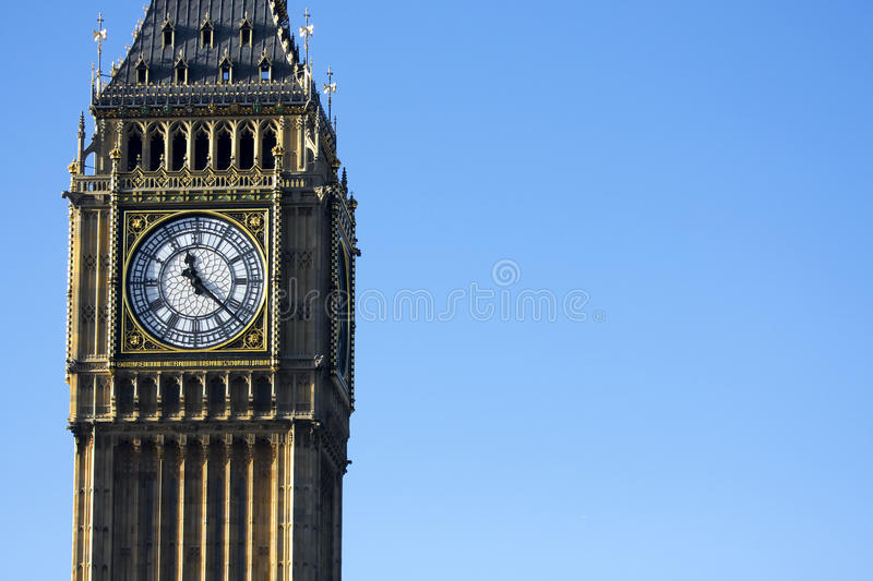 Tower Of Westminster Stock Photo