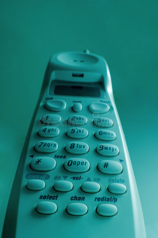 Download A Towering Cordless House Phone Stock Photo - Image: 57704