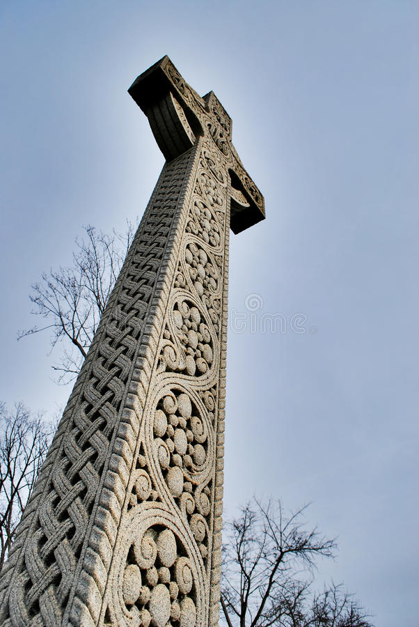 Download Towering Cross Royalty Free Stock Photo - Image: 13058665
