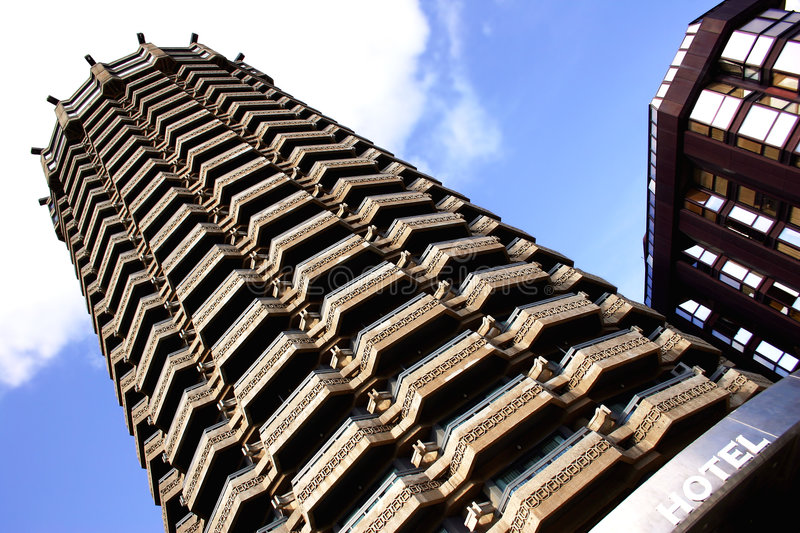 Download Towering Hotel Stock Photos - Image: 320323