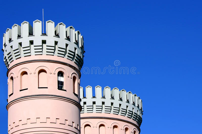 Download Towers Royalty Free Stock Photos - Image: 22988608