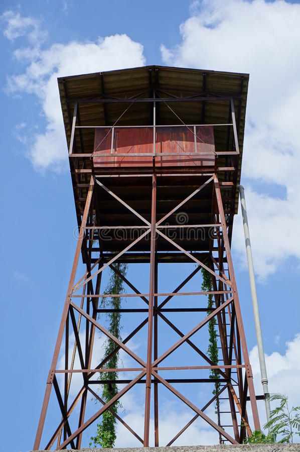 Download Towers water tanks stock photo. Image of high, structure - 42180200