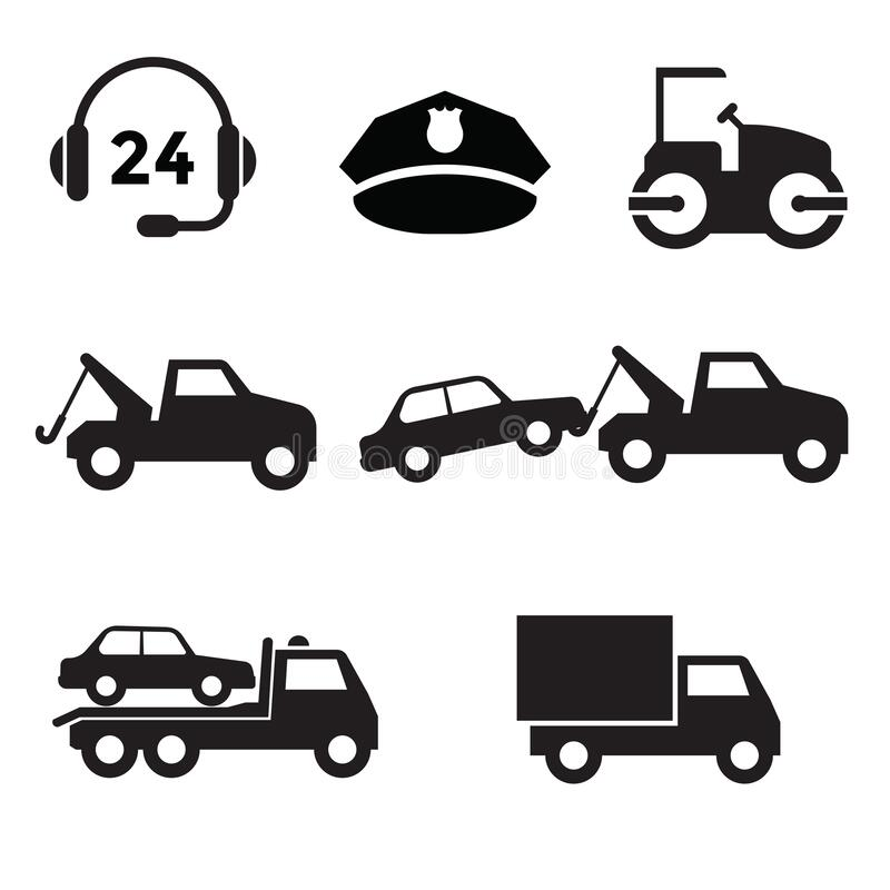 Free Towing Icon Stock Image - 178571101