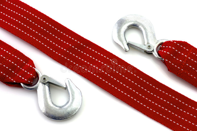 Towing rope royalty free stock image