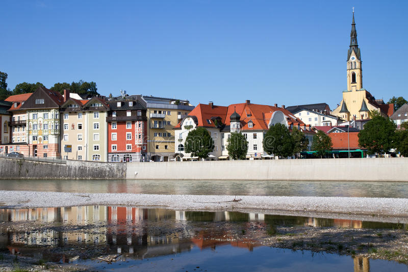 Download Town Of Bad Toelz In Upper Bavaria, Germany Stock Photo - Image: 20300654