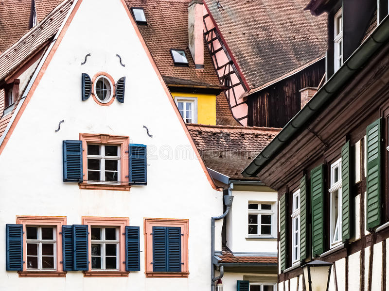 Download Town buildings stock image. Image of building, germany - 30392329