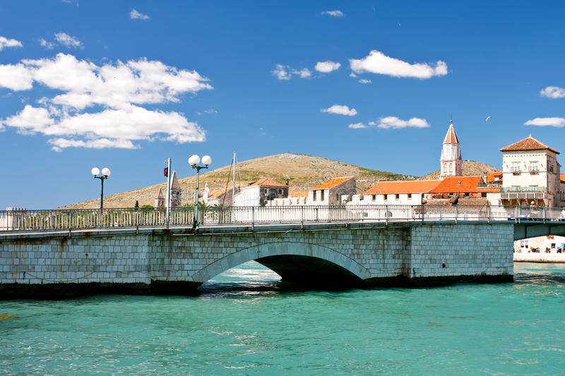 Town In Croatia Stock Images